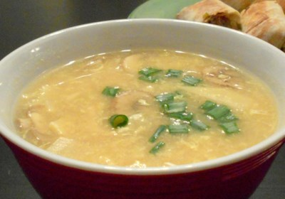Hot and Sour Chicken Soup