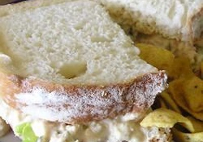 Cinnamon-Curry Tuna Salad