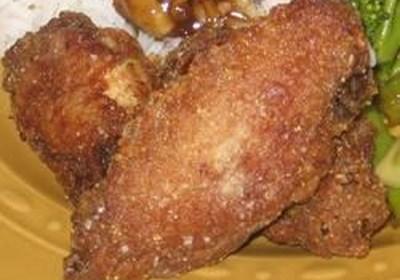 Australian Deep Fried Chicken Wings