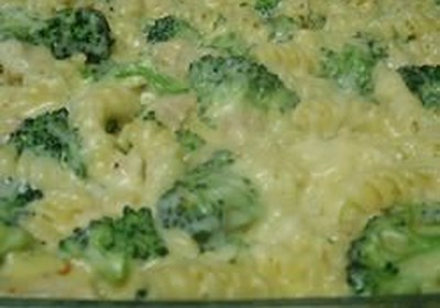 Pasta Broccoli Bake