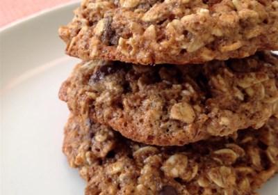 Clean Breakfast Cookies