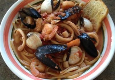 Zuppa Di Pesce Fra Di Avolo