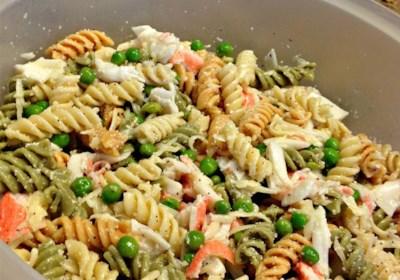 Paul Newman Crab Salad