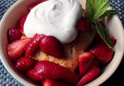Chef John's Classic Strawberry Shortcake