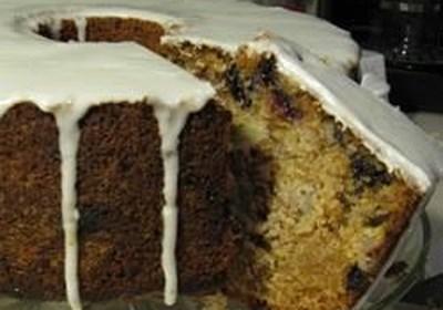 Fruity Bundt Cake
