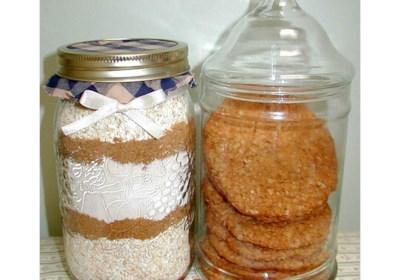 Oatmeal Cookie Mix II