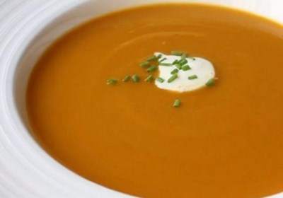 Chef John's Roasted Butternut Squash Soup