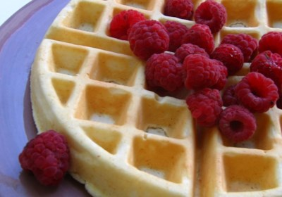 Mom's Best Waffles