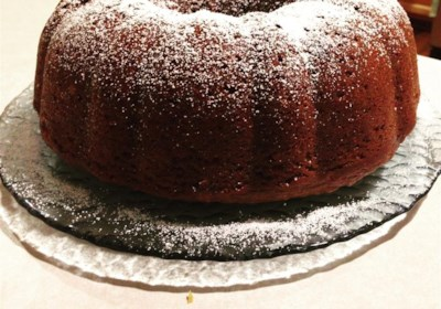 Mother's Applesauce Cake