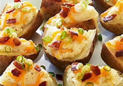 Hidden Valley Potato Skins Recipe