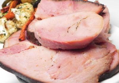 Cola-Glazed Ham