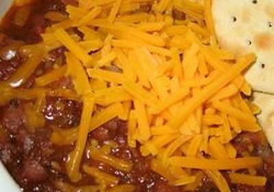 Jim Kaczmarek's Chili