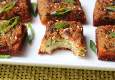 Chef John's Shrimp Toast