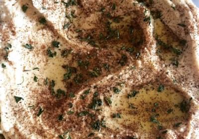 Decadent Hummus