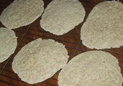 Knaakkebrod or Nakkileipa (Scandinavian-Style Rye Crisp Bread)