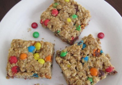 M&M's® Granola Bars
