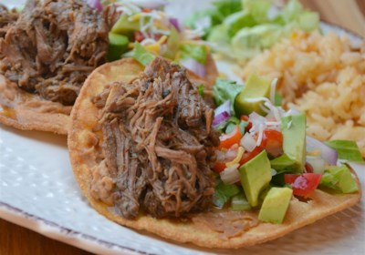 Barbacoa-Style Shredded Beef