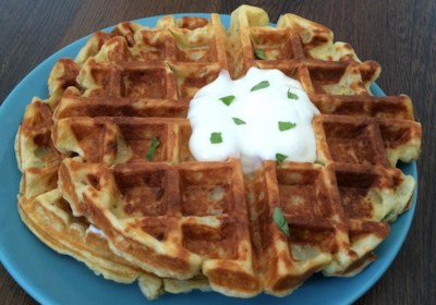 Potato Waffles