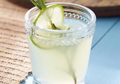 Rosemary-Ginger Cocktail