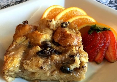 Maple Glazed French Toast Casserole