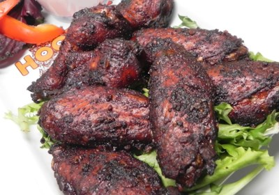 Smoked Chicken Wings