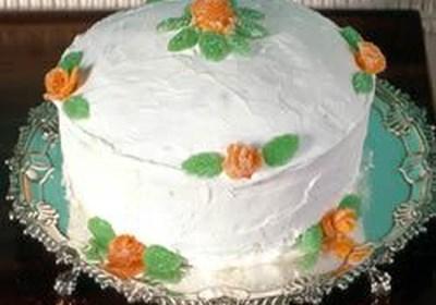 Martha Washington's Cake