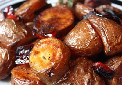 How to Make Roasted Red Potatoes