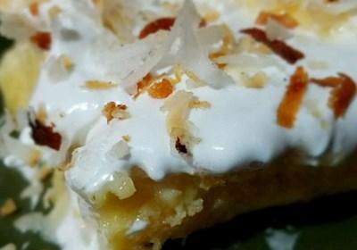 Tres Leches Pina Colada Cake