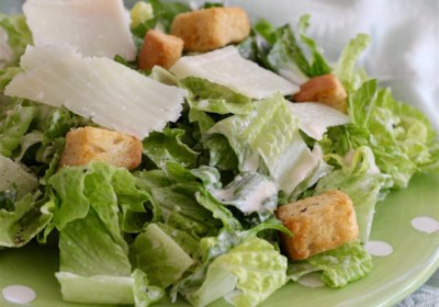The Last Caesar Salad Recipe You'll Ever Need