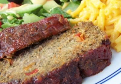 My Favorite Pork Turkey Meatloaf