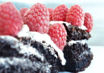 Aunt Joyce's Chocolate Cake