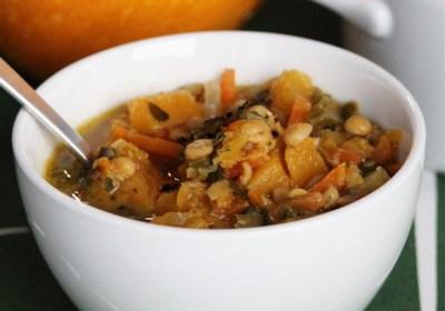 Butternut Squash Coconut Curry