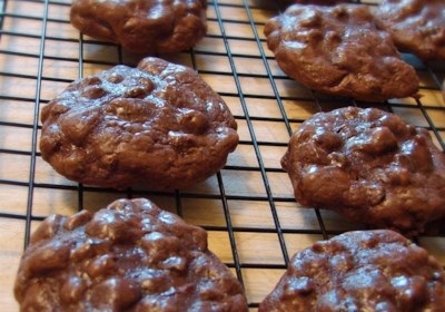 Chef John's Chili Chocolate Cookies
