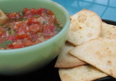 The Best Fresh Tomato Salsa