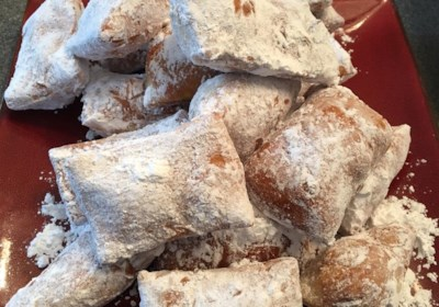 Costas French Market Doughnuts (Beignets)
