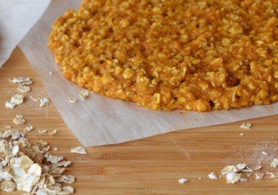 Pumpkin Oatmeal Cookies for Two