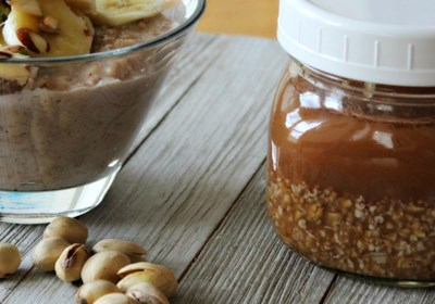 Steel-Cut Oats and Quinoa Breakfast
