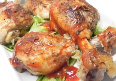 Slow-Cooked Chicken Drumsticks