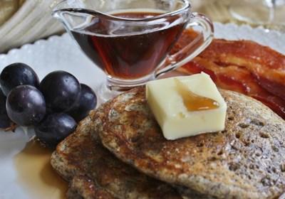 Best Buckwheat Pancakes