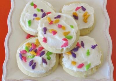 Michelle's Soft Sugar Cookies
