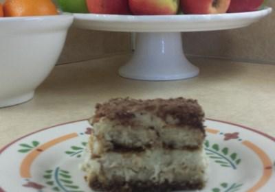 Chocolate and Orange Tiramisu