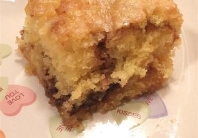 Grandma's Honey Bun Cake