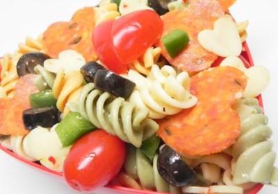 Rachel's Pizza Pasta Salad