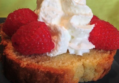 Ultimate Butter Pound Cake