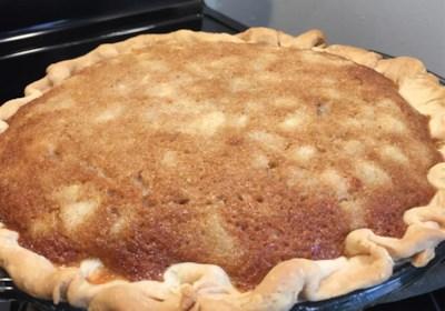 Bartlett Pear Pie