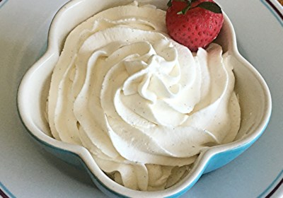 Vanilla Chantilly Cream