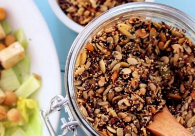 Salad Crunchies Seed Medley