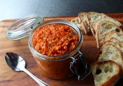Bomba Calabrese (Spicy Calabrian Pepper Spread)