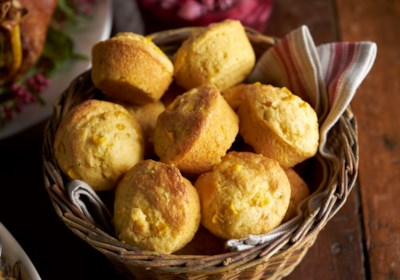 Golden Sweet Cornbread from Del Monte®