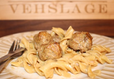Chef John's Swedish Meatballs